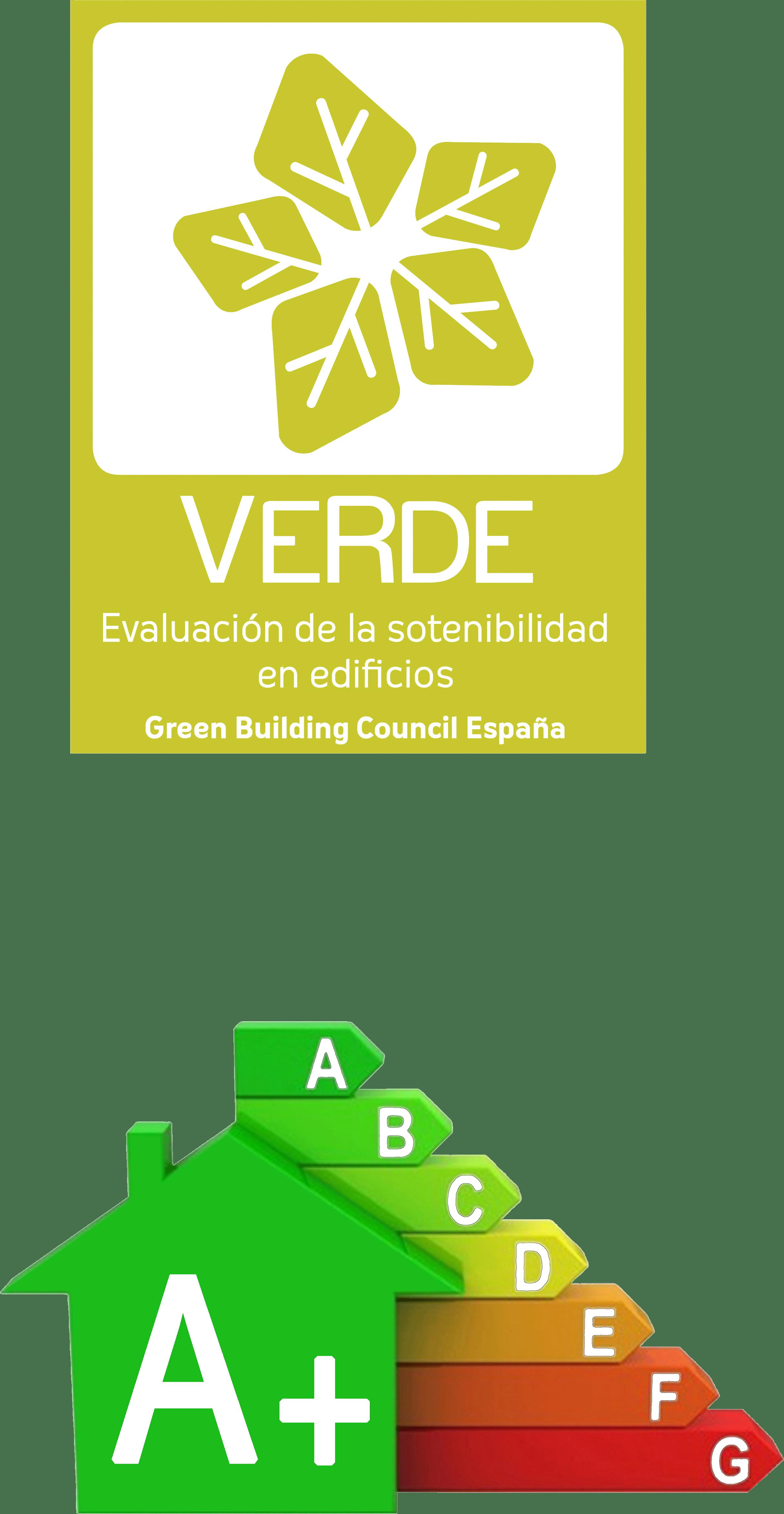 Logo Edificaciones sostenibles