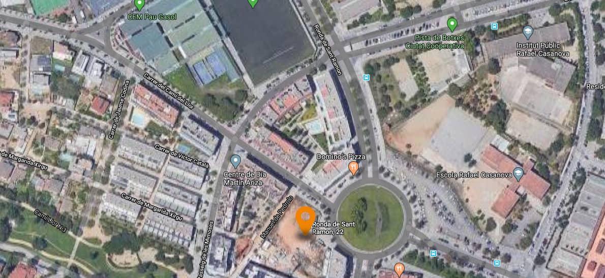 Foto entorno Pisos Obra Nueva en Sant Boi de Llobregat